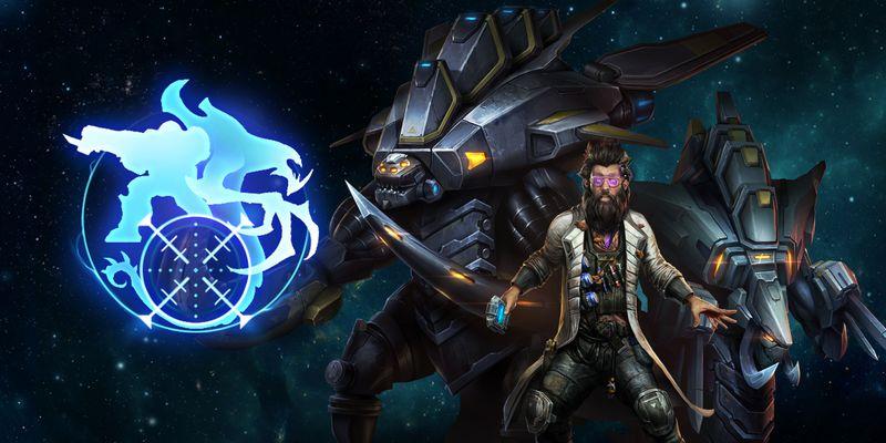 StarCraft II: новый командир — Стетманн