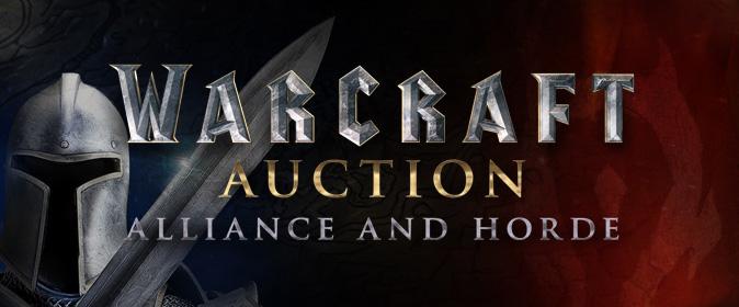 Стартует второй аукцион по продаже реквизита фильма «Варкрафт»