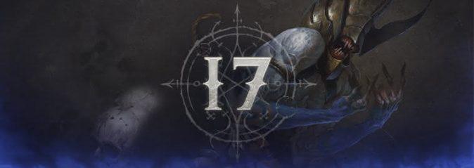 Diablo III: 17-й сезон завершится 18-го августа