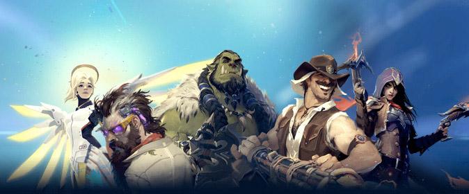 Blizzard Entertainment на gamescom 2019