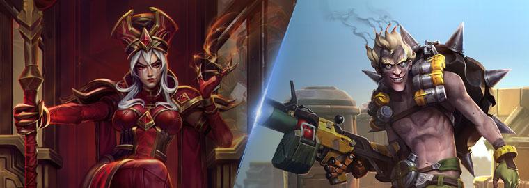 Heroes of the Storm: разработчики переработали Крысавчика и Вайтмейн
