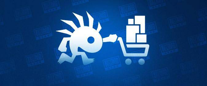 Blizzard обновили официальный магазин Blizzard Gear