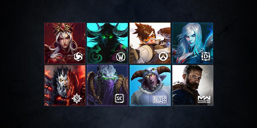 Скидки в честь «черной пятницы» в магазине Blizzard Battle.net