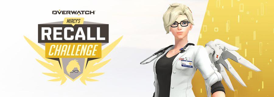 Overwatch: в игре началось испытание «Возвращение Ангела»
