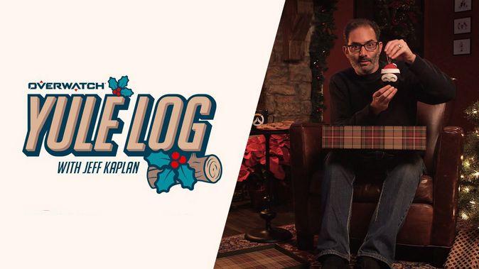 Overwatch: рождественская трансляция от Джеффа Каплана