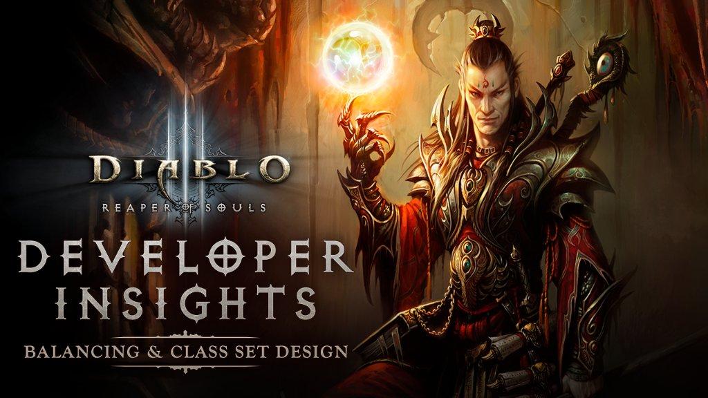 Diablo III: разработка и баланс классовых комплектов