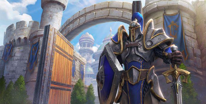 WarCraft III Reforged: обновление людей