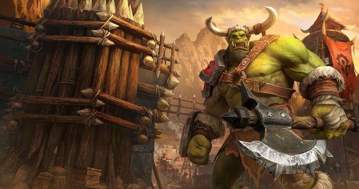 WarCraft III Reforged: обновление орков