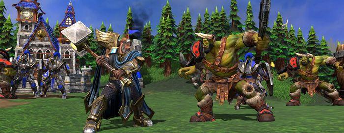 Голоса персонажей Warcraft III появились в Яндекс.Навигаторе