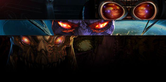 StarCraft: краткая история мира