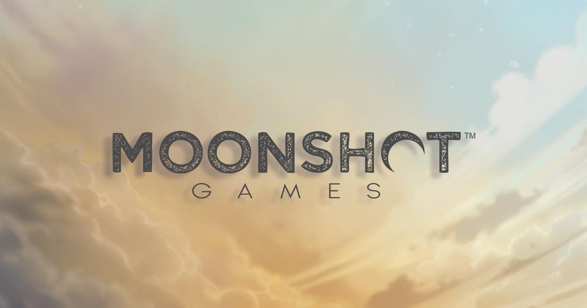 Moonshot Games логотип