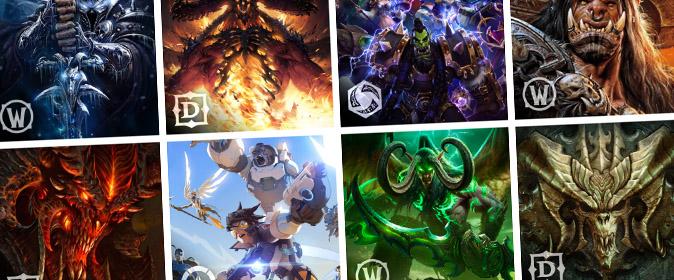 Мастерская Blizzard: работы Закари Хьюберта