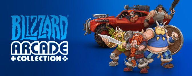 Blizzard Arcade Collection: анонс и подробности с BlizzConline 2021