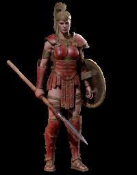 Амазонка Diablo 2 Resurrected