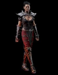 Ассассин Diablo 2 Resurrected