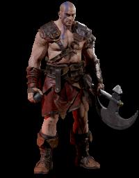 Варвар Diablo 2 Resurrected