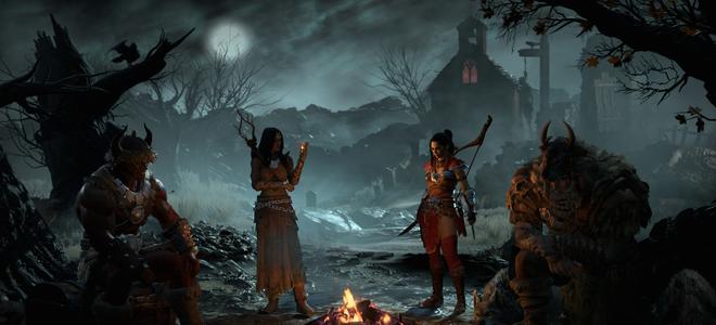 Diablo IV: анонсирован новый класс - разбойник