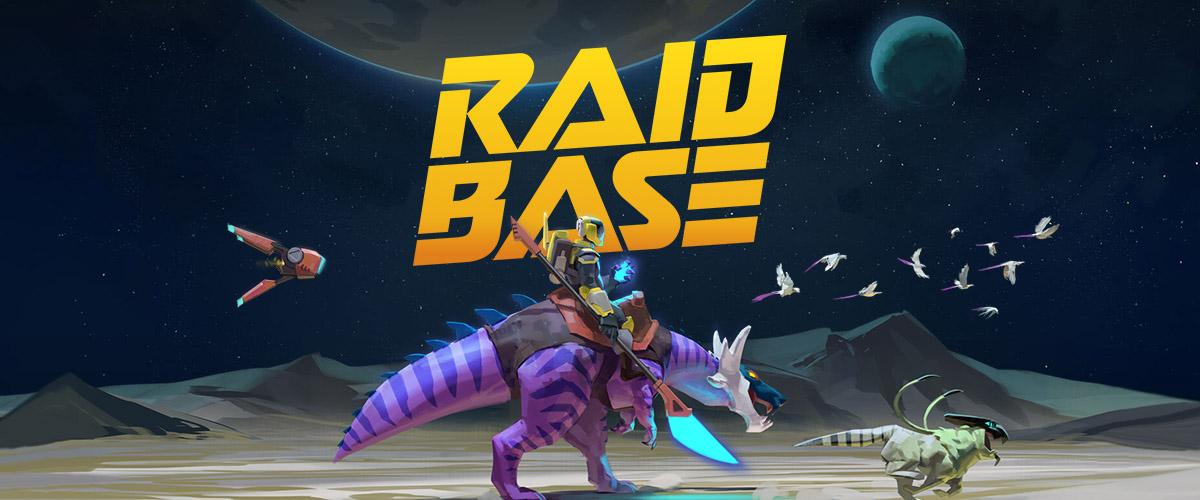 Raid Base  логотип