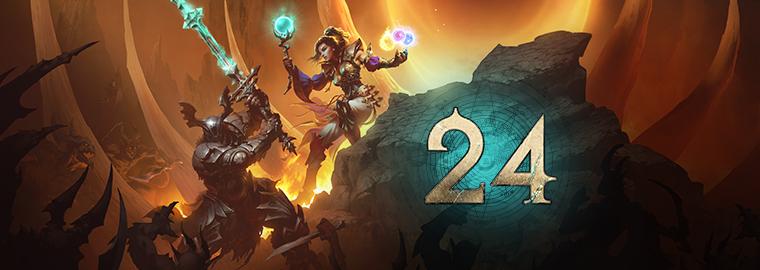 Diablo III: обзор и дата начала 24-го сезона